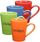 12oz Sausalito Mugs